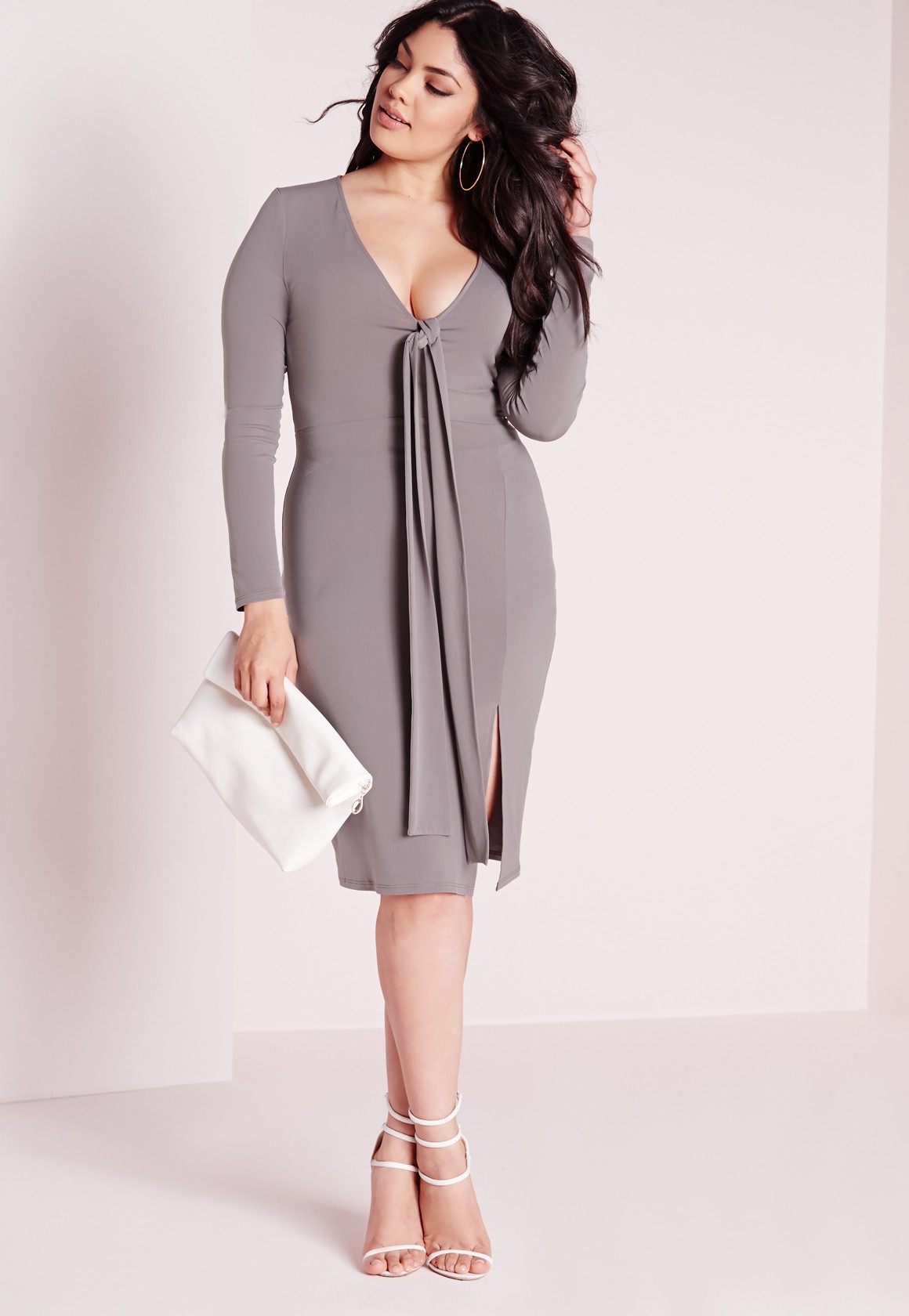 7 Plus Size Dresses for Women Who Are about to Attend a Summer Wedding
